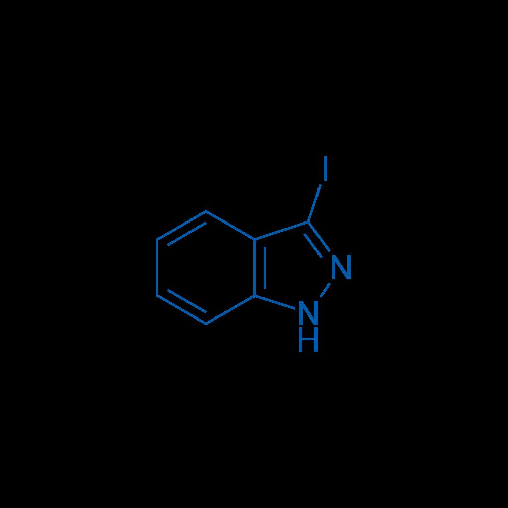 3-Iodo-1H-indazole