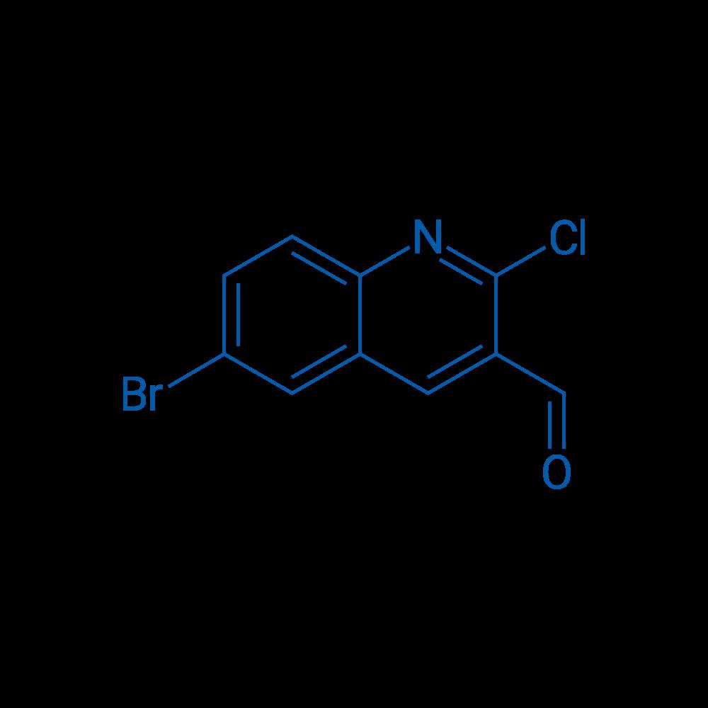 6-Bromo-2-chloroquinoline-3-carbaldehyde