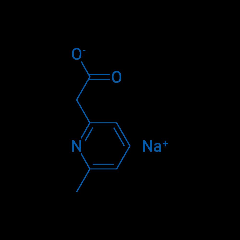 Sodium 2-(6-methylpyridin-2-yl)acetate