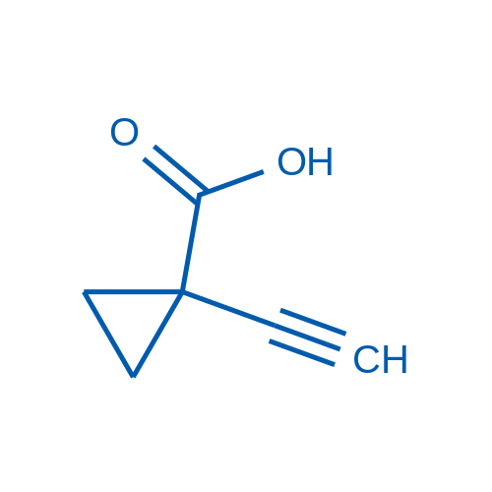 1-Ethynylcyclopropanecarboxylic acid