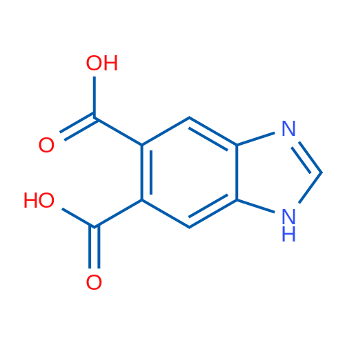 1H-Benzo[d]imidazole-5,6-dicarboxylic acid