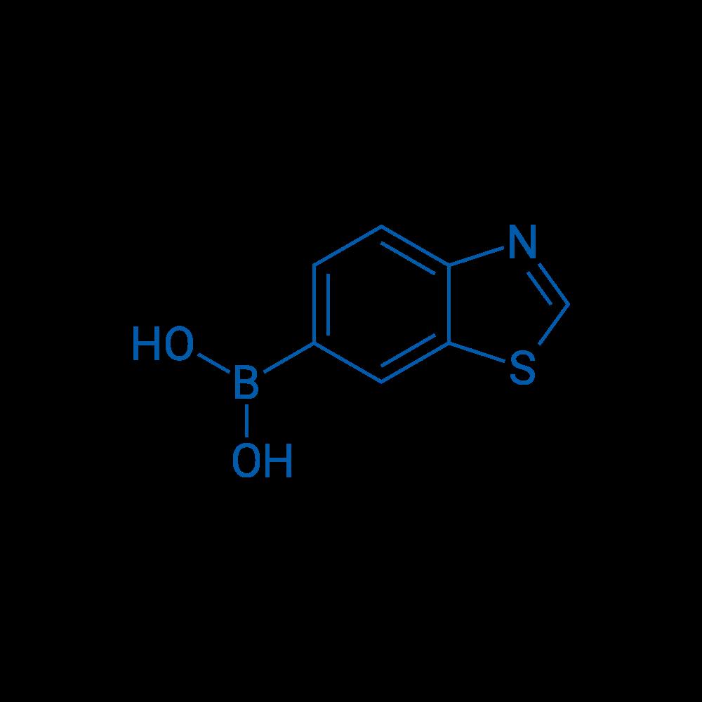 Benzo[d]thiazol-6-ylboronic acid