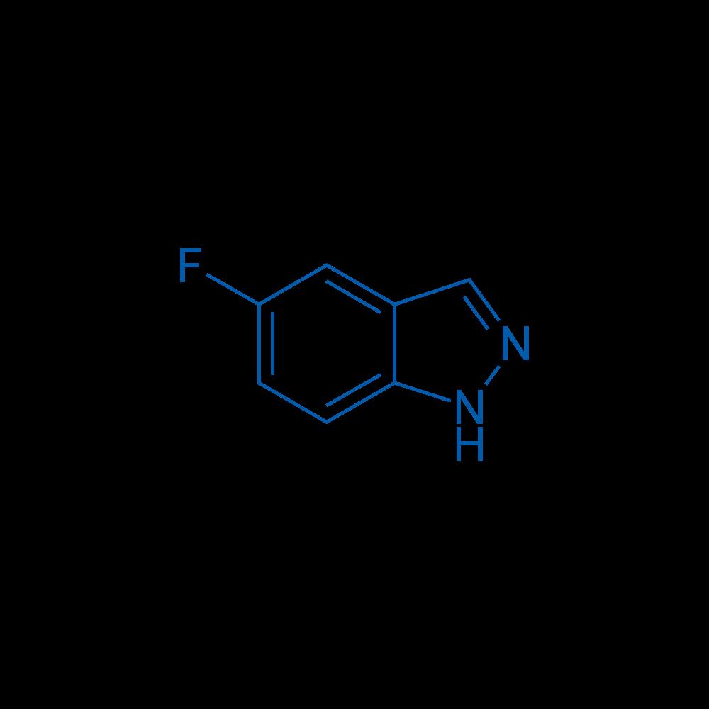 5-Fluoro-1H-indazole