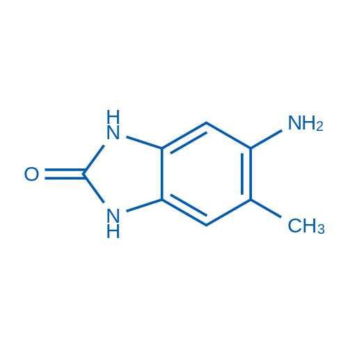 5-Amino-6-methyl-1H-benzo[d]imidazol-2(3H)-one
