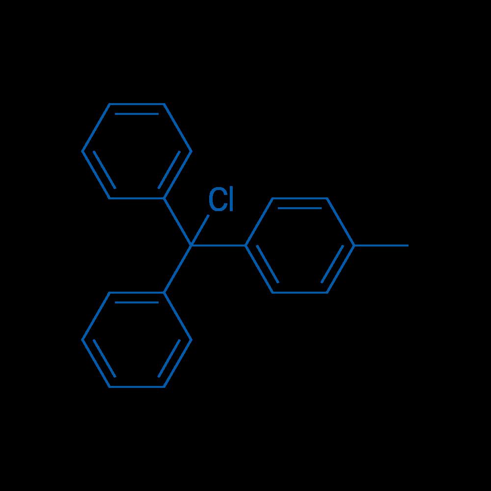(Chloro(p-tolyl)methylene)dibenzene