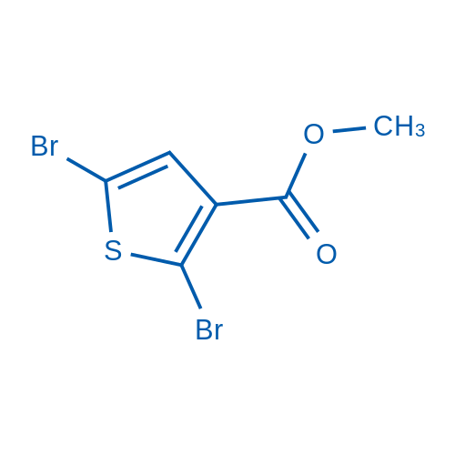 Methyl 2,5-dibromothiophene-3-carboxylate