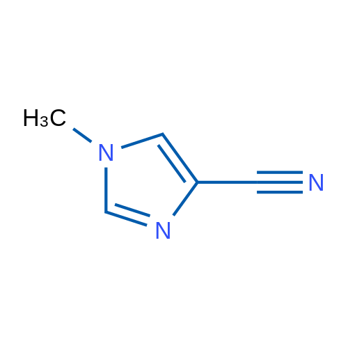 1-Methyl-1H-imidazole-4-carbonitrile