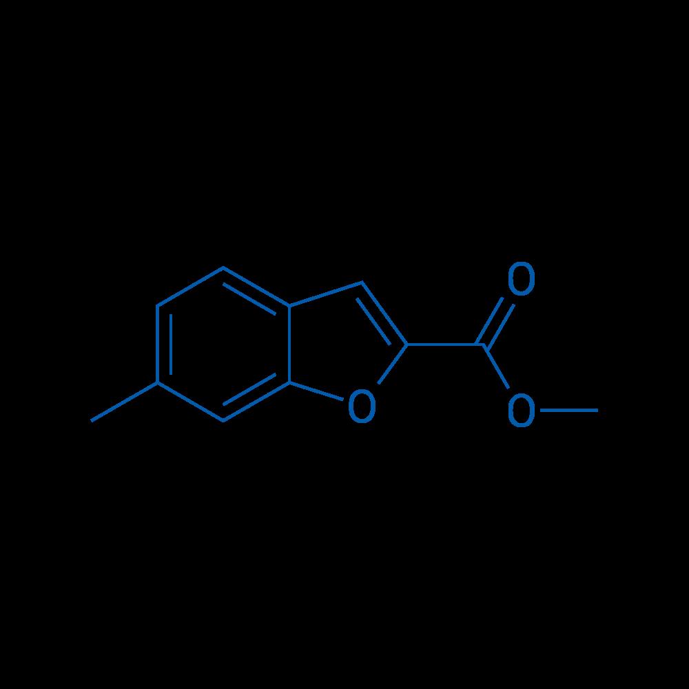 Methyl 6-methylbenzofuran-2-carboxylate