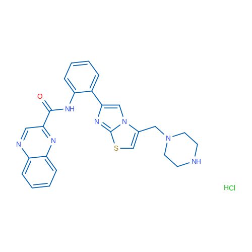 SRT1720 Hydrochloride