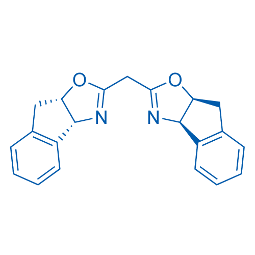 Bis((3aR,8aS)-8,8a-dihydro-3aH-indeno[1,2-d]oxazol-2-yl)methane