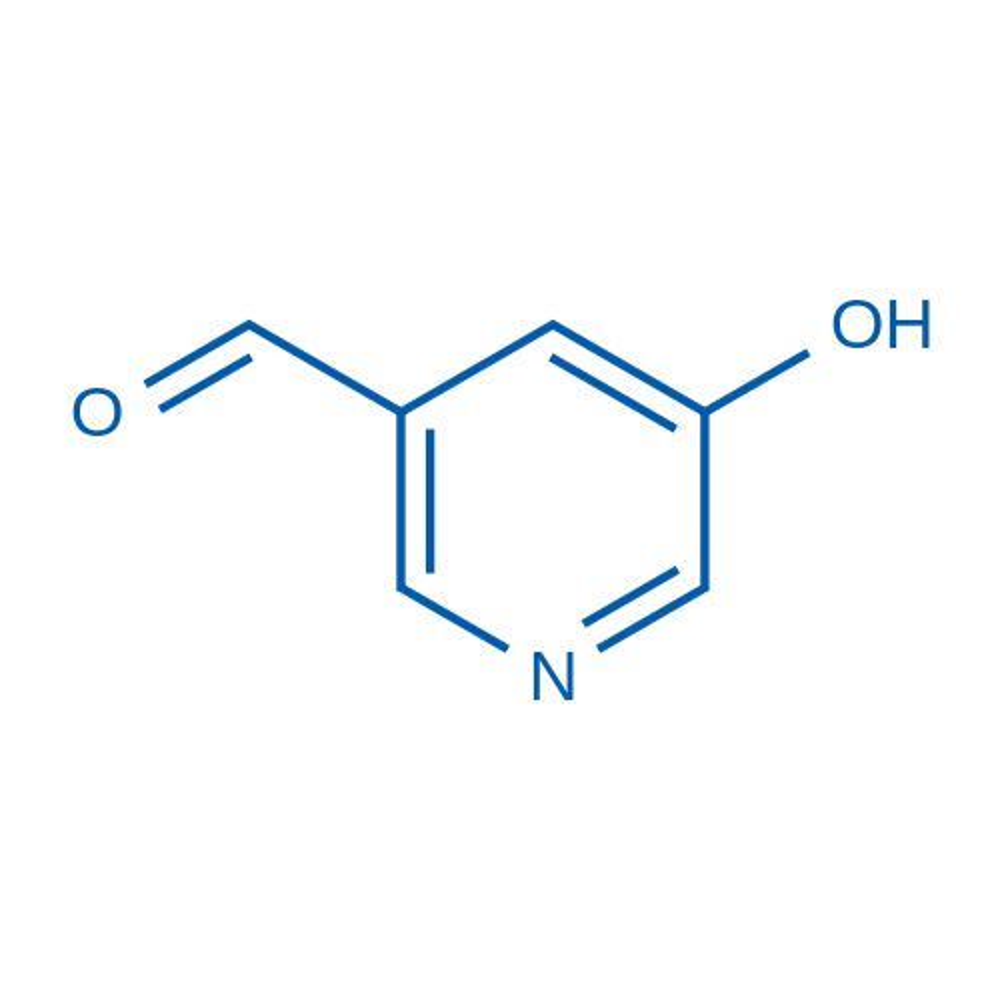 5-Hydroxynicotinaldehyde
