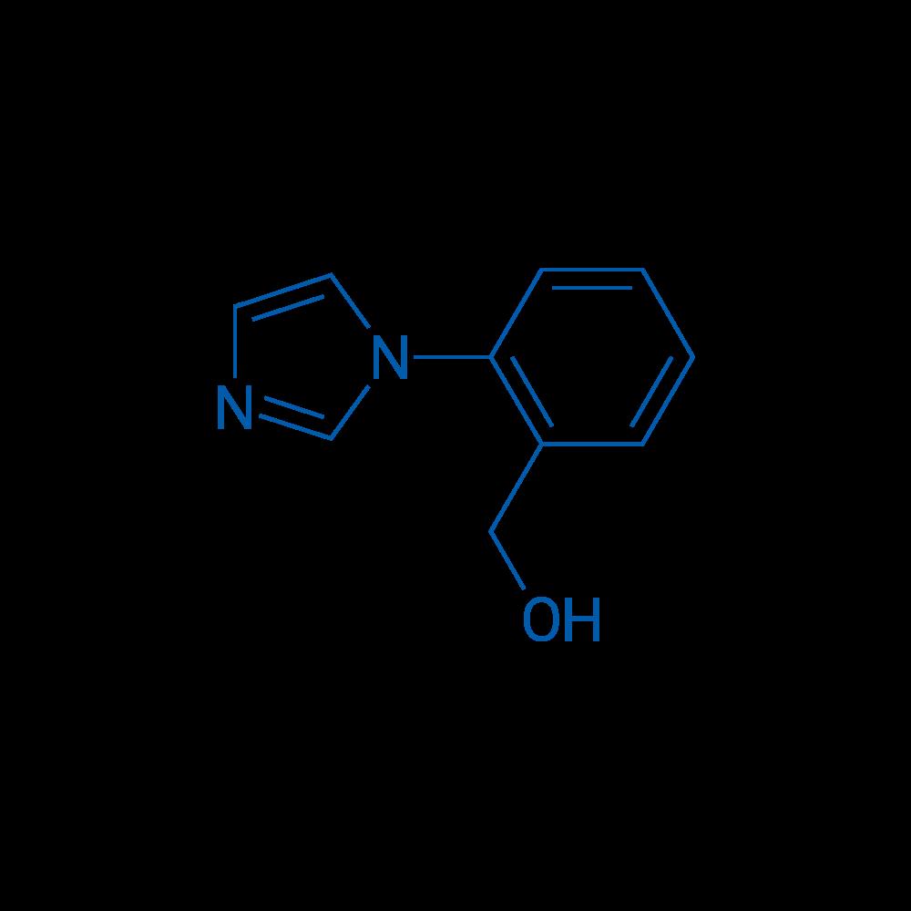 (2-Imidazol-1-yl-phenyl)methanol