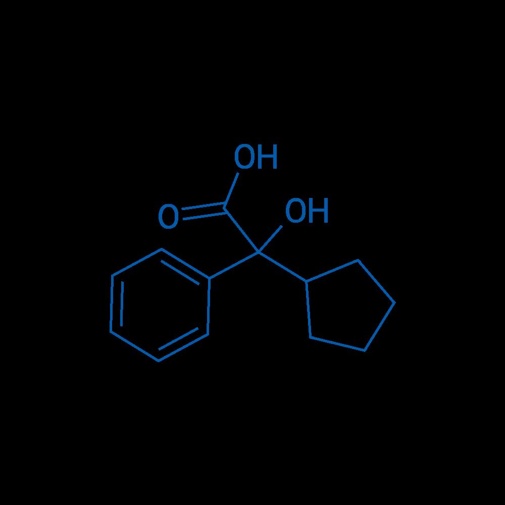 2-Cyclopentyl-2-hydroxy-2-phenylacetic acid