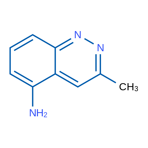 3-Methylcinnolin-5-amine