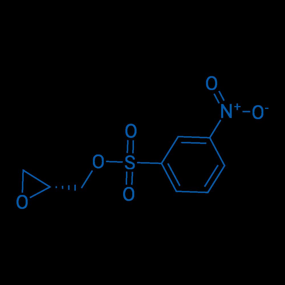 (R)-Oxiran-2-ylmethyl 3-nitrobenzenesulfonate