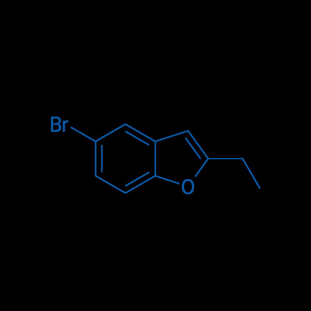 5-Bromo-2-ethylbenzofuran