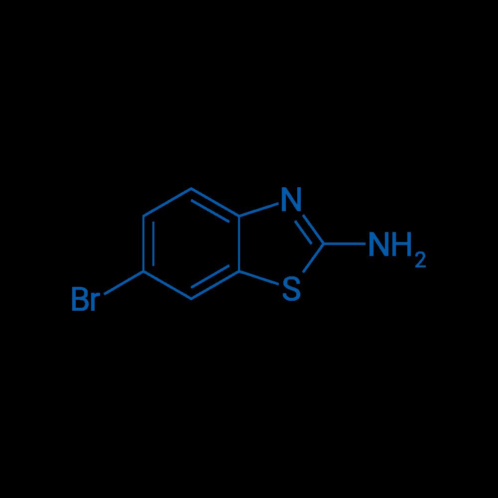 2-Amino-6-bromobenzothiazole