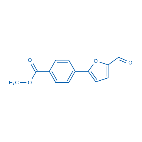 Methyl 4-(5-formylfuran-2-yl)benzoate