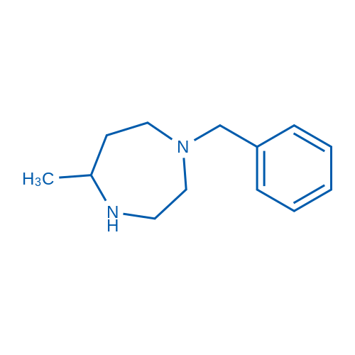 1-Benzyl-5-methyl-1,4-diazepane