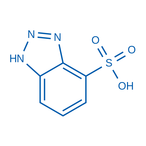 1H-Benzo[d][1,2,3]triazole-4-sulfonic acid