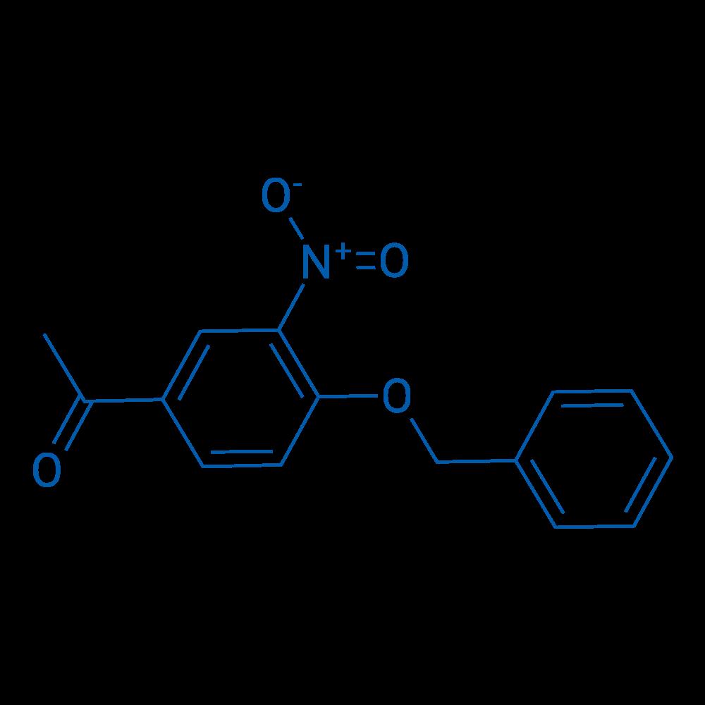 1-(4-(Benzyloxy)-3-nitrophenyl)ethanone
