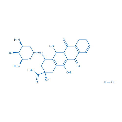 Idarubicin Hydrochloride
