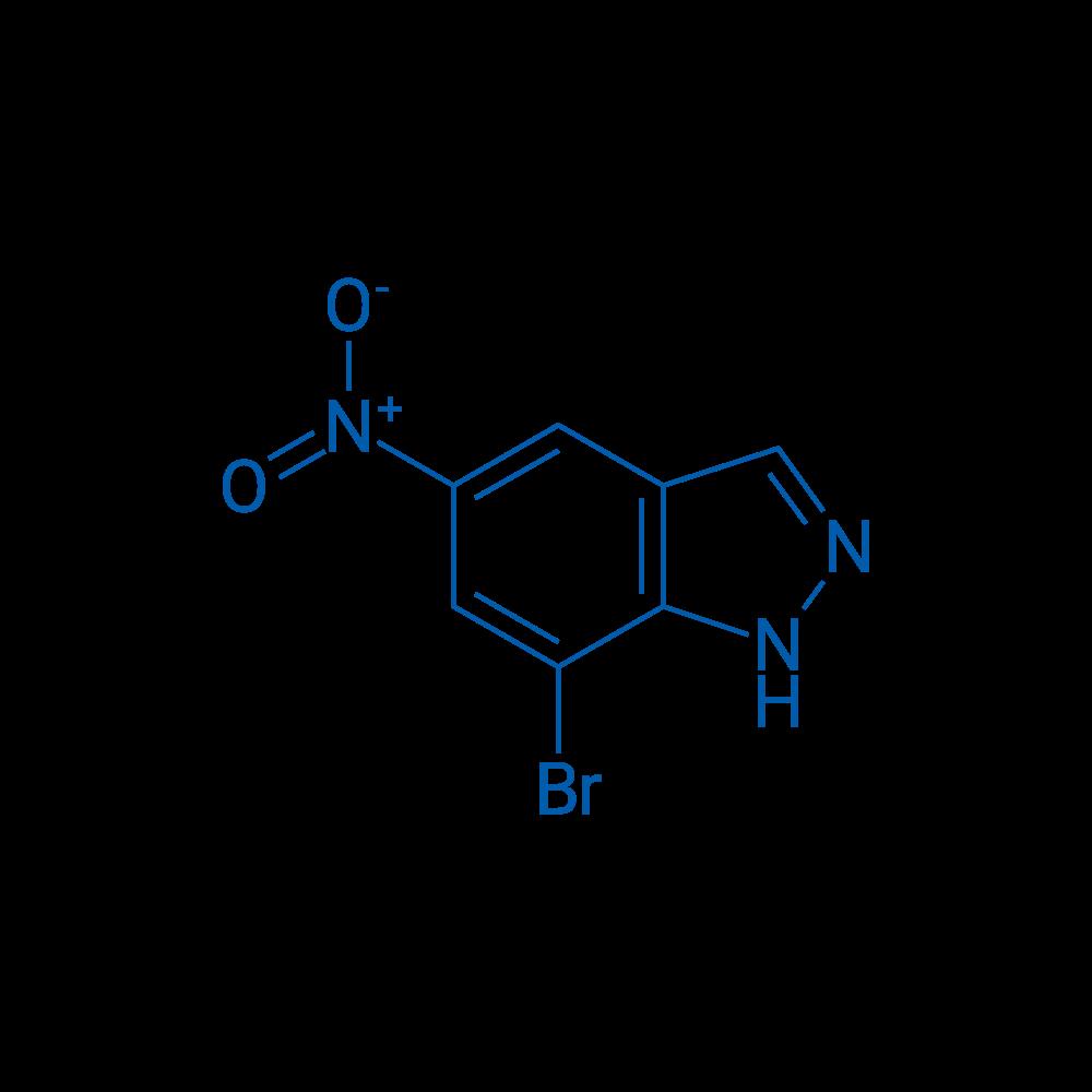 7-Bromo-5-nitro-1H-indazole