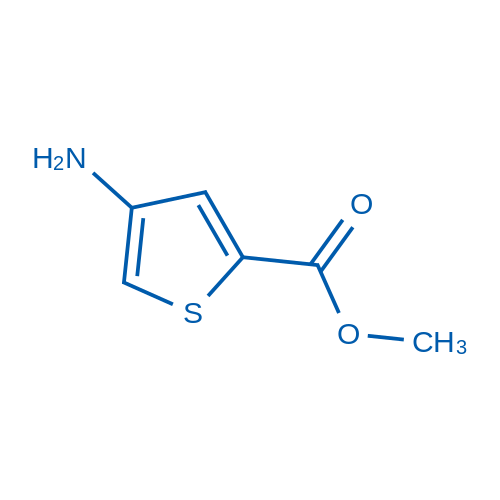 Methyl 4-aminothiophene-2-carboxylate