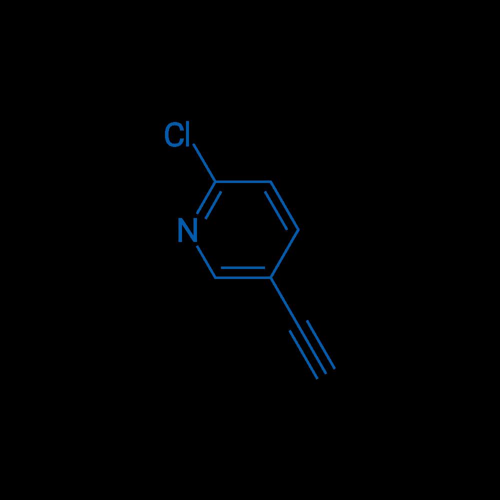 2-Chloro-5-ethynylpyridine