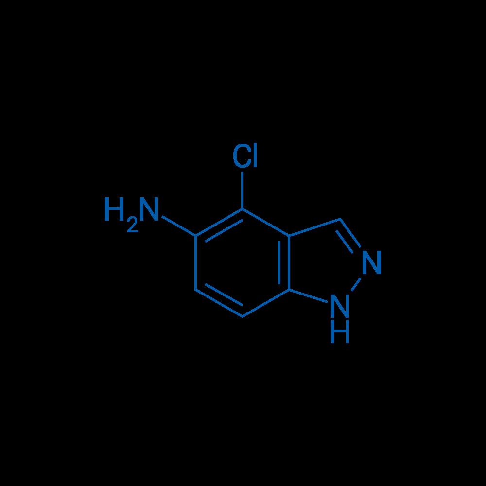 4-Chloro-1H-indazol-5-amine