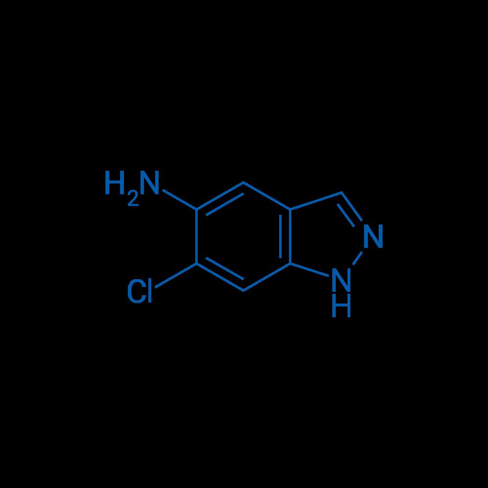 6-Chloro-1H-indazol-5-amine