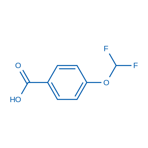 4-(Difluoromethoxy)benzoic acid