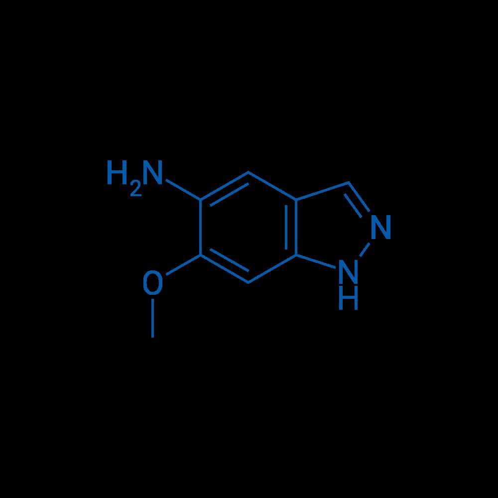 6-Methoxy-1H-indazol-5-amine