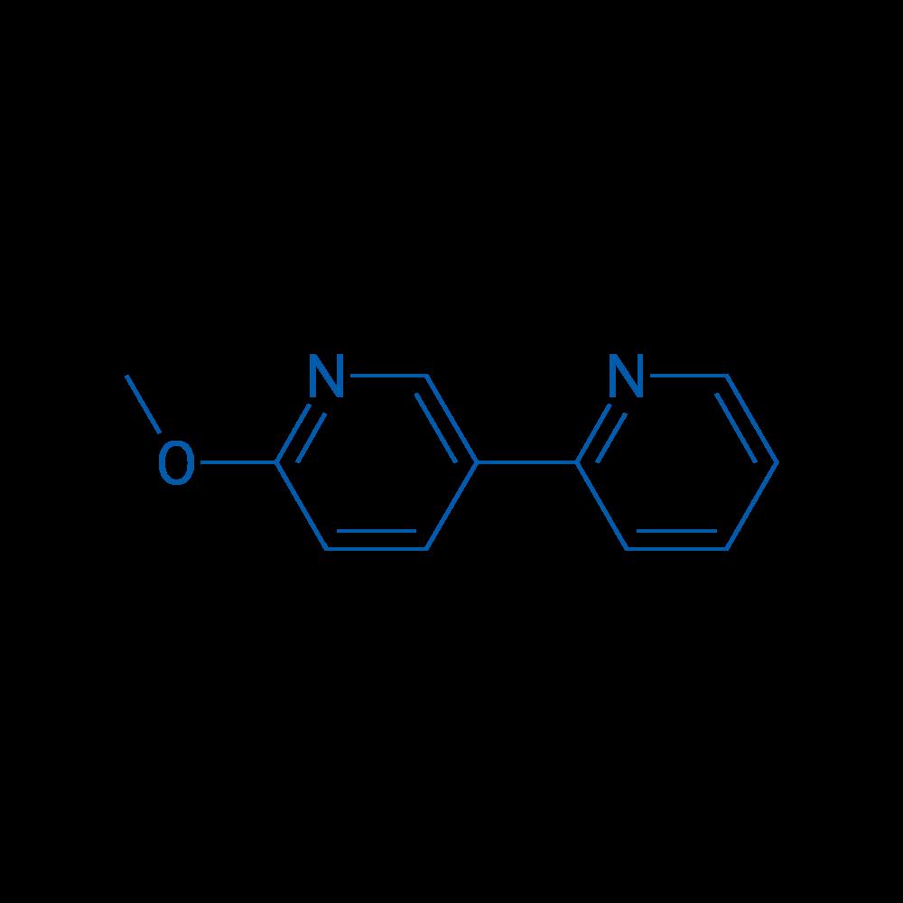 2-Methoxy-5-(pyridin-2-yl)pyridine