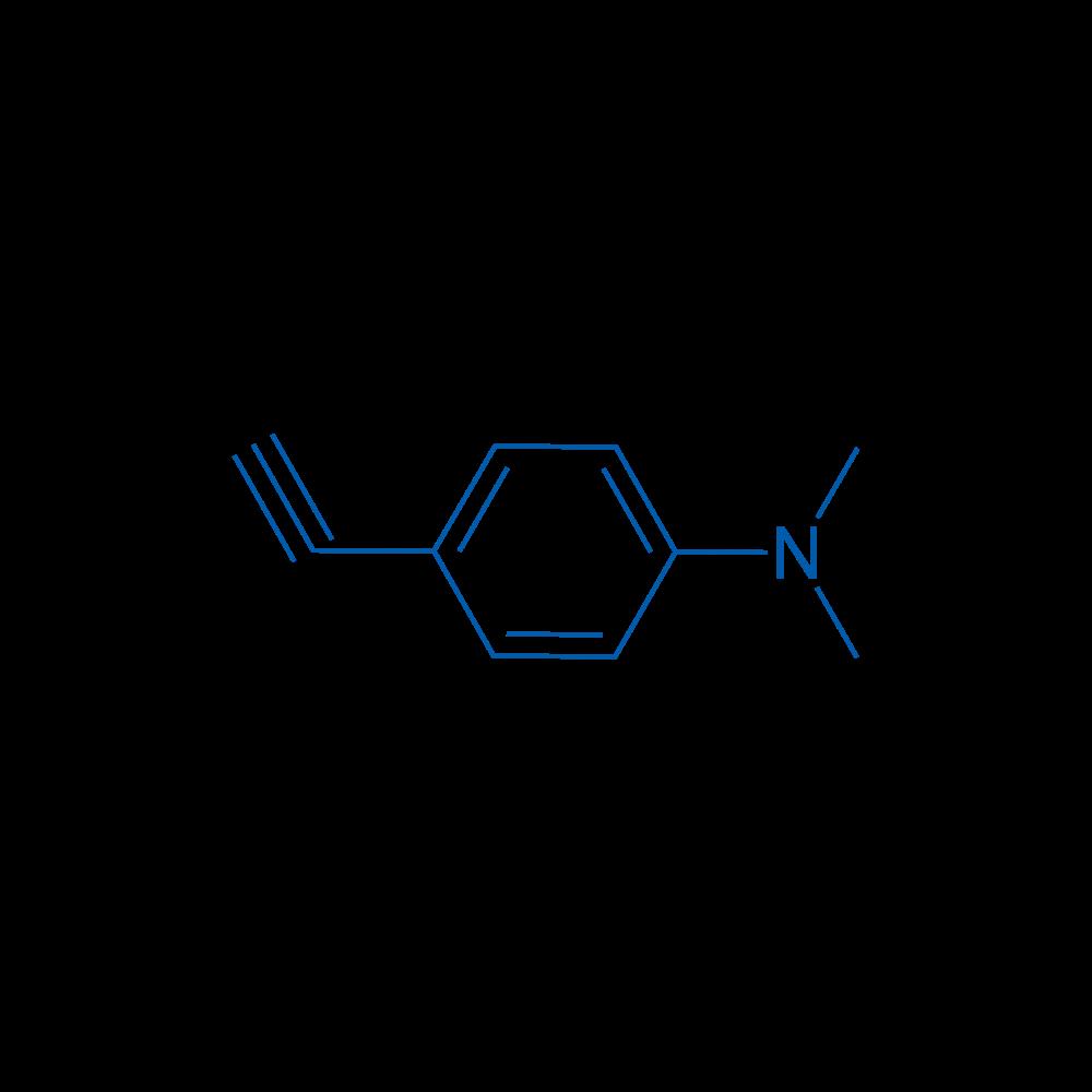 4-Ethynyl-N,N-dimethylbenzenamine