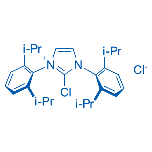 2-Chloro-1,3-bis(2,6-diisopropylphenyl)-1H-imidazol-3-ium chloride