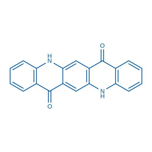 Quinolino[2,3-b]acridine-7,14(5H,12H)-dione