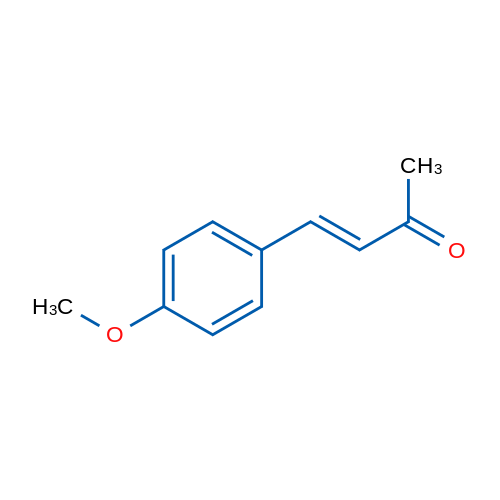 1-(P-Methoxyphenyl)-1-buten-3-one
