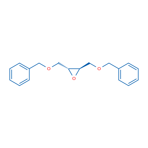 (2R,3R)-2,3-Bis((benzyloxy)methyl)oxirane