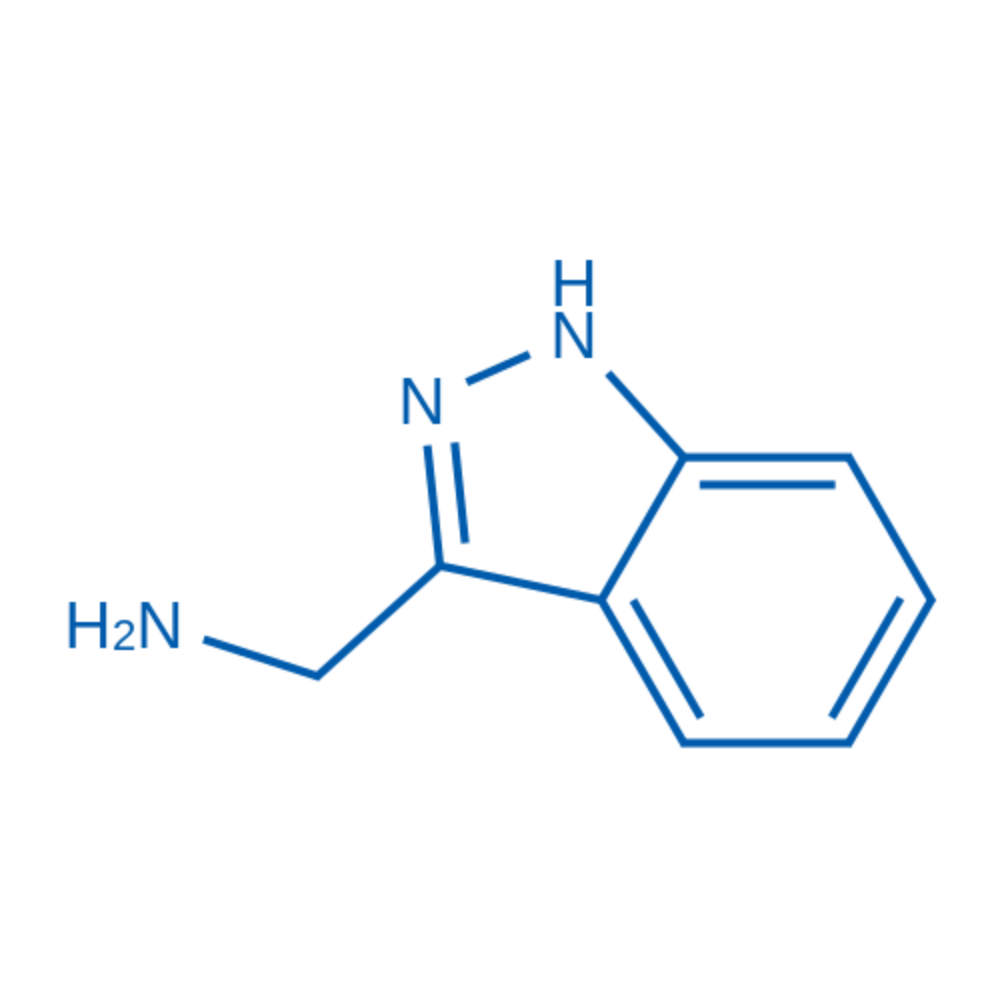 3-(Aminomethyl)-1H-indazole