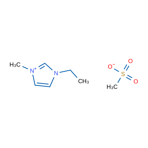 1-Ethyl-3-methylimidazolium Methanesulfonate