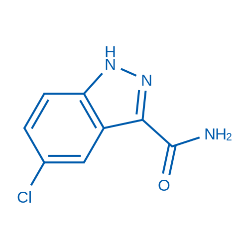 5-Chloro-1H-indazole-3-carboxamide