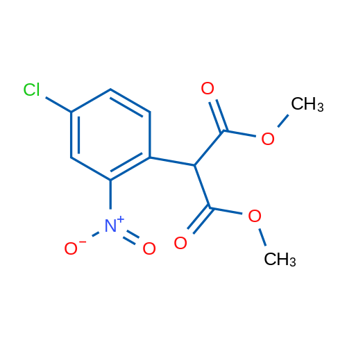 Dimethyl 2-(4-chloro-2-nitrophenyl)malonate