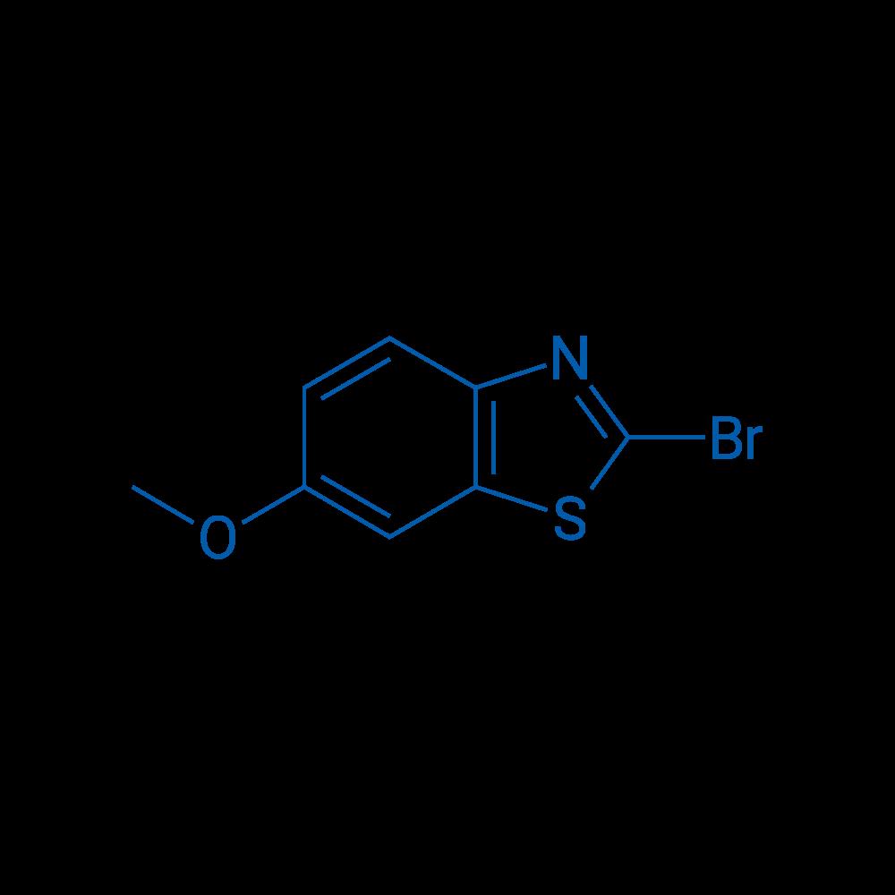 2-Bromo-6-methoxybenzothiazole