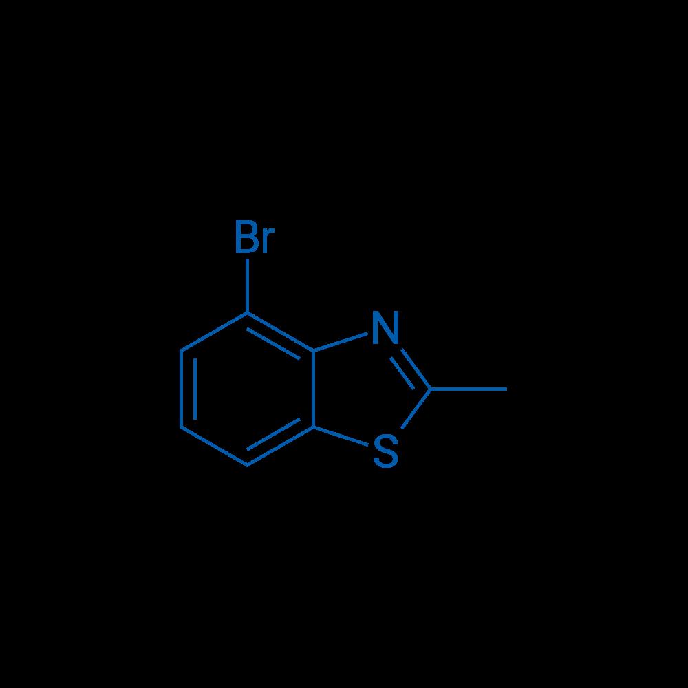 4-Bromo-2-methylbenzo[d]thiazole