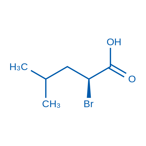 (S)-2-Bromo-4-methylpentanoic acid
