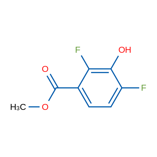 Methyl 2,4-difluoro-3-hydroxybenzoate