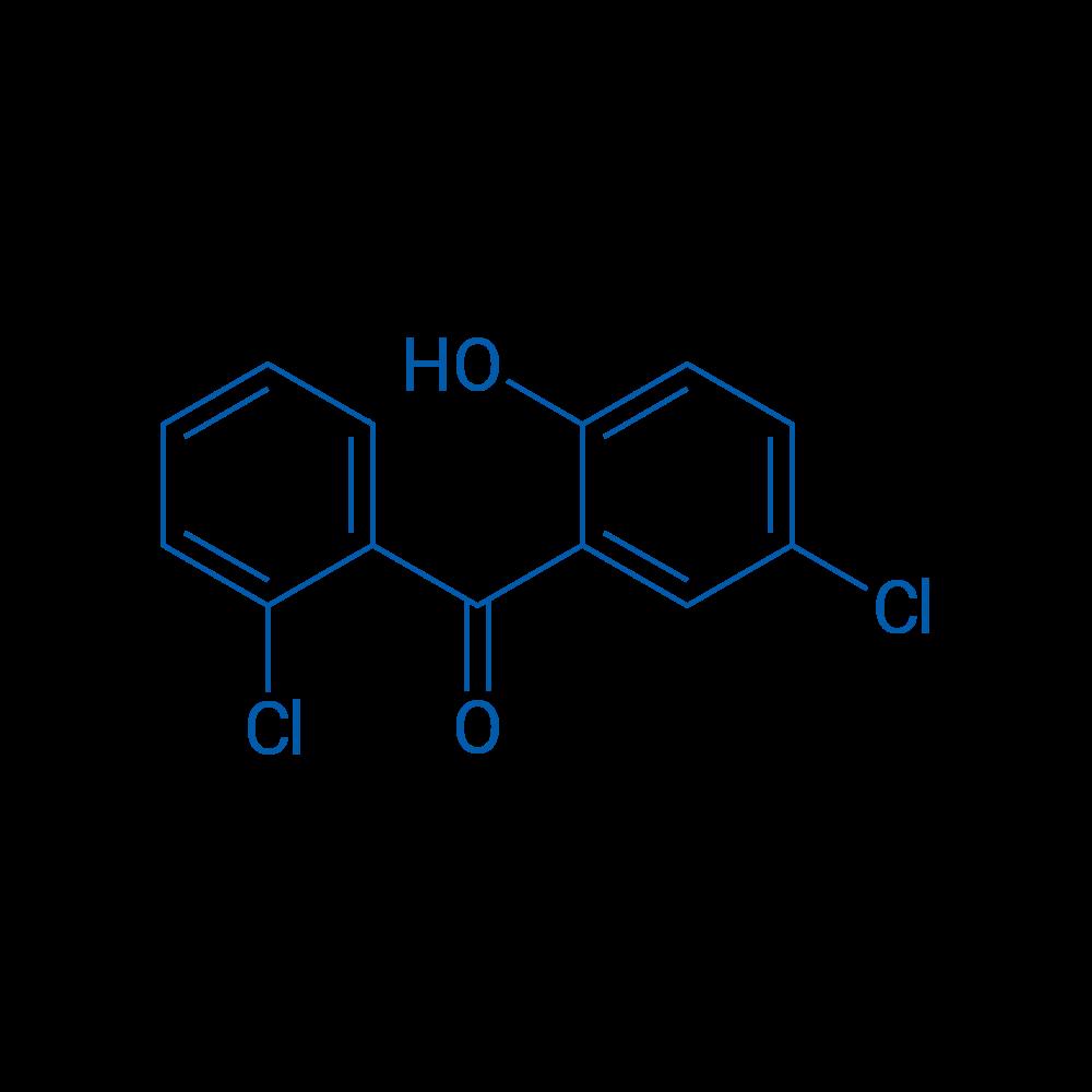 (5-Chloro-2-hydroxyphenyl)(2-chlorophenyl)methanone