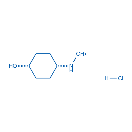 cis-4-(Methylamino)cyclohexanol hydrochloride