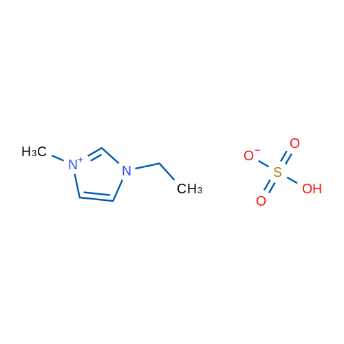 1-Ethyl-3-methylimidazolium Hydrogen Sulfate